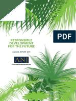 Austindo Nusantara Jaya Annual Report 2015 Indonesia Investments