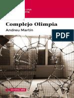 Complejo Olimpia - Andreu Martin