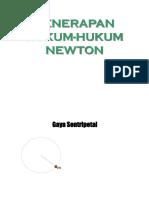 f107 Penerapan Hk Newton