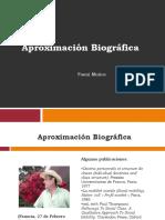 El Enfoque Biografico 2009 II