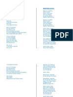 Imprimir Canciones Dobles