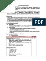 Especificaciones Tecnicas Pinturas 0bra 744