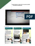 Dokumentasi Perbaikan Teknologi Yang Tepat Dalam Pelayanan Puskesmas Bantimurung