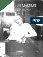 Martínez, Juan Luis - Poemas del otro