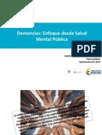 2 SM y Demencia
