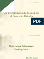 La Fiscalización de SUNAT en el Comercio Exterior.ppt