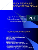 1. Teoría Del Comercio Internacional 51 DIAPOSITIVAS