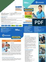 Diptico Segunda Especialidad Enfermeria 2017-i (2)