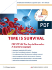 PROSPEKT ENG Presepsin Time is Survival ID 6153