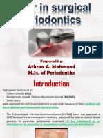 laserinsurgicalperiodontics-160330040635