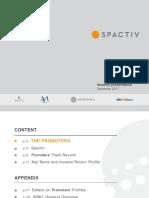 Spactiv-Presentazione