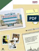 KHDA - The Millenium School 2016-2017