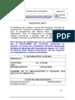 Formato Informe Final 2017