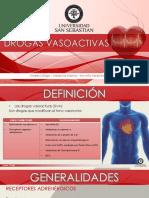 1-Drogas Vasoactivas