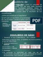 Equilibrio Nash