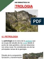 Unidad Didactica 4 - Petrologia