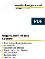 Software Requirement Analysis