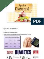 Penyuluhan Diabetes Prolanis
