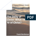 deity of christ - bartleman.pdf