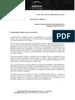 Carta del OCL a los Diputados de Guanajuato