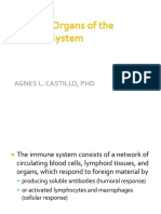Cells and Organs of the Immune System