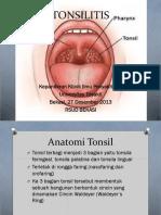204035483 PPT Tonsilitis