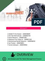 Kelompok 4 - Management Functional