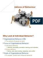 1. Intro to Organizational Behaviour