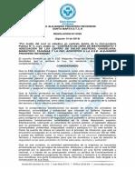 Resolución 0329 de 2014 ESE Alejandro Próspero Reverend
