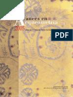 AA.vv. 2005_avances en Arquemetría_actas
