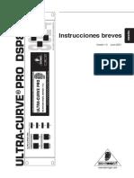 Behringer Ultracurve DSP-8024