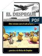 Revista El Despegue Julio 2017