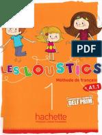 Capouet Marianne Denisot Hugues Les Loustics 1 Livre de l'élève FLE
