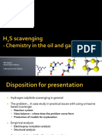 H2S Scavenging - Htm