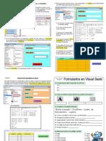 Hojas de Trabajo Visual Basic