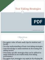 Teaching Test Taking Strategies REVISED