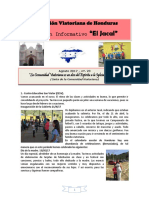 JACAL - Comunidad Viatoriana de Jutiapa (Honduras) - Nº 23 - Julio 2017