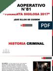 Presentacion Tormenta Sigilosa 2017