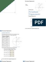 Mat Persamaan Trigonometri (Modul)