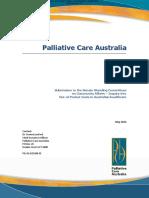 Palliative Care in Australia