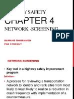 Chapter 4 Network -Screening