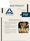 ITC- New Product 2