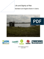 Life and Dignity at Risk_ Water, Sanitation and Hygiene Sector in Liberia