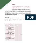 Sistema de Detracciones- Ingreso Como Recaudación y de Los Fondos de Detracción