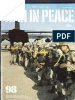 war in peace issue 98