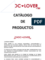 CATÀLOGO CHOCLOVER GENERAL 16.08.2017