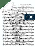 Allard 24 caprichos para violín