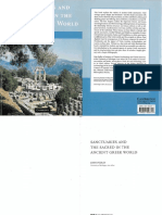 Sanctuaries and the Sacred in the Ancinent Greek World