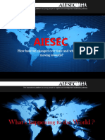 1. Aiesec History