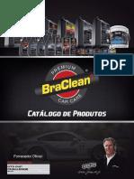 Catálogo BraClean 2017